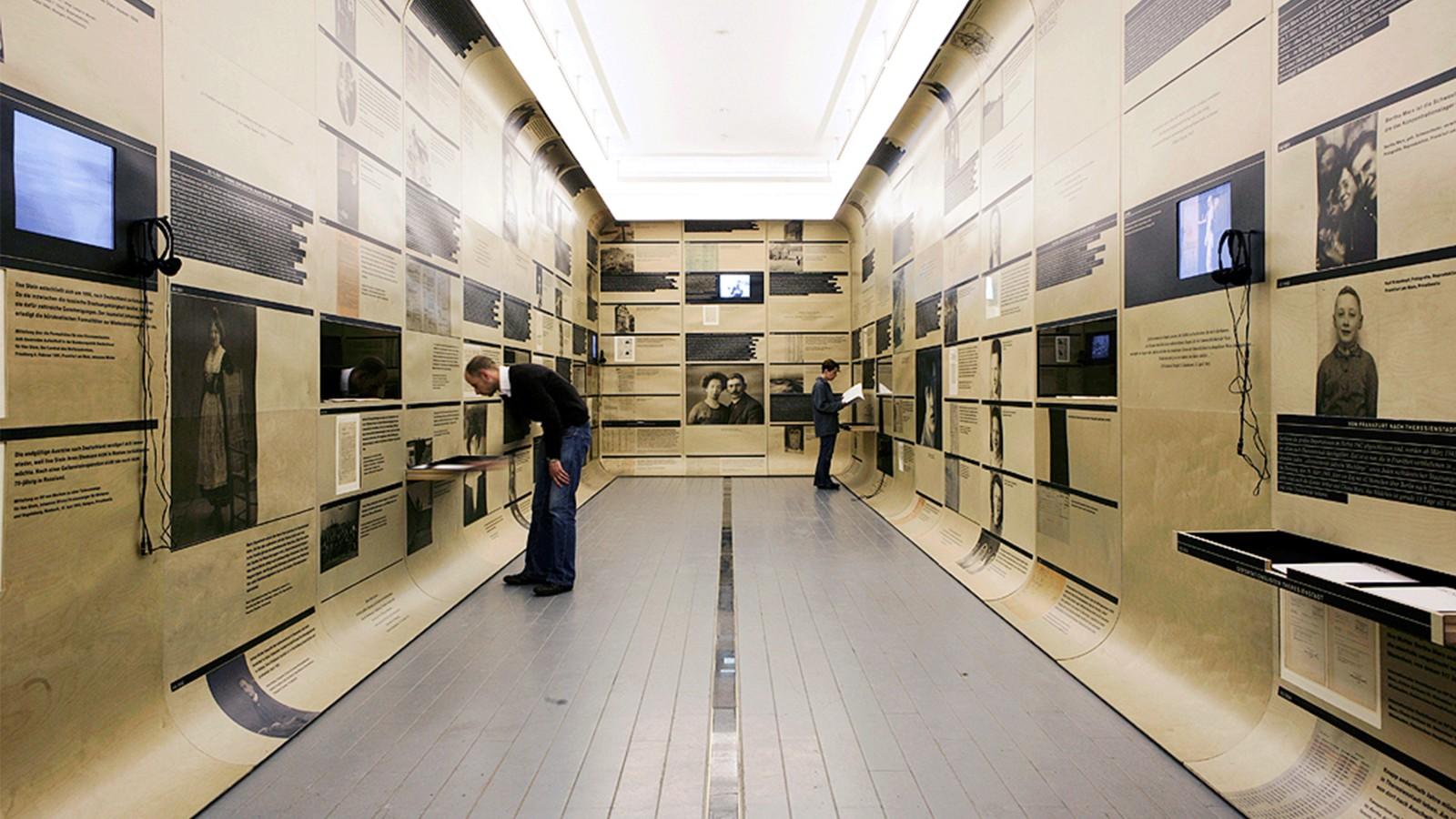 j disches museum frankfurt our work hauser lacour